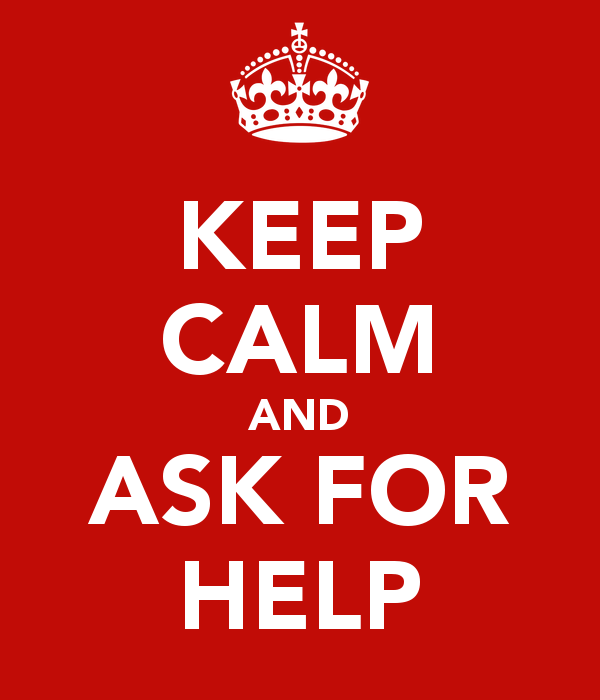 Image result for it is ok to ask for help