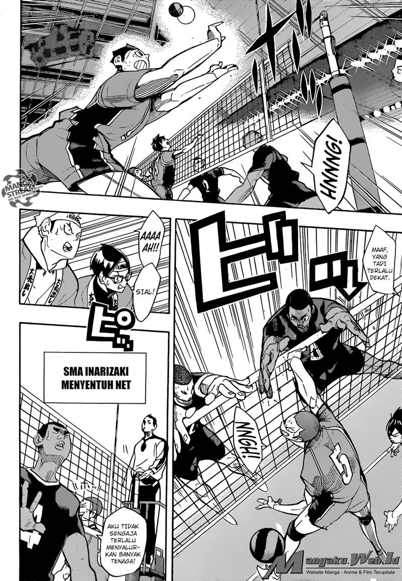 Haikyuu!! Chapter 258-9