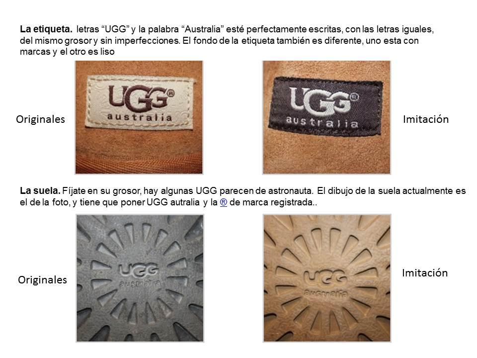 Ugg Imitaciones