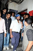 Sunny Deol visits PVR Theatre at Mumbai