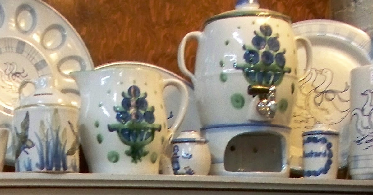 Antiques Attic Now You Know Louisville Ky Famous Potteries