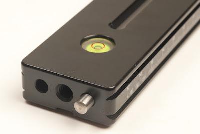 Hejnar PHOTO E50 Nodal Rail - dowel pin detail