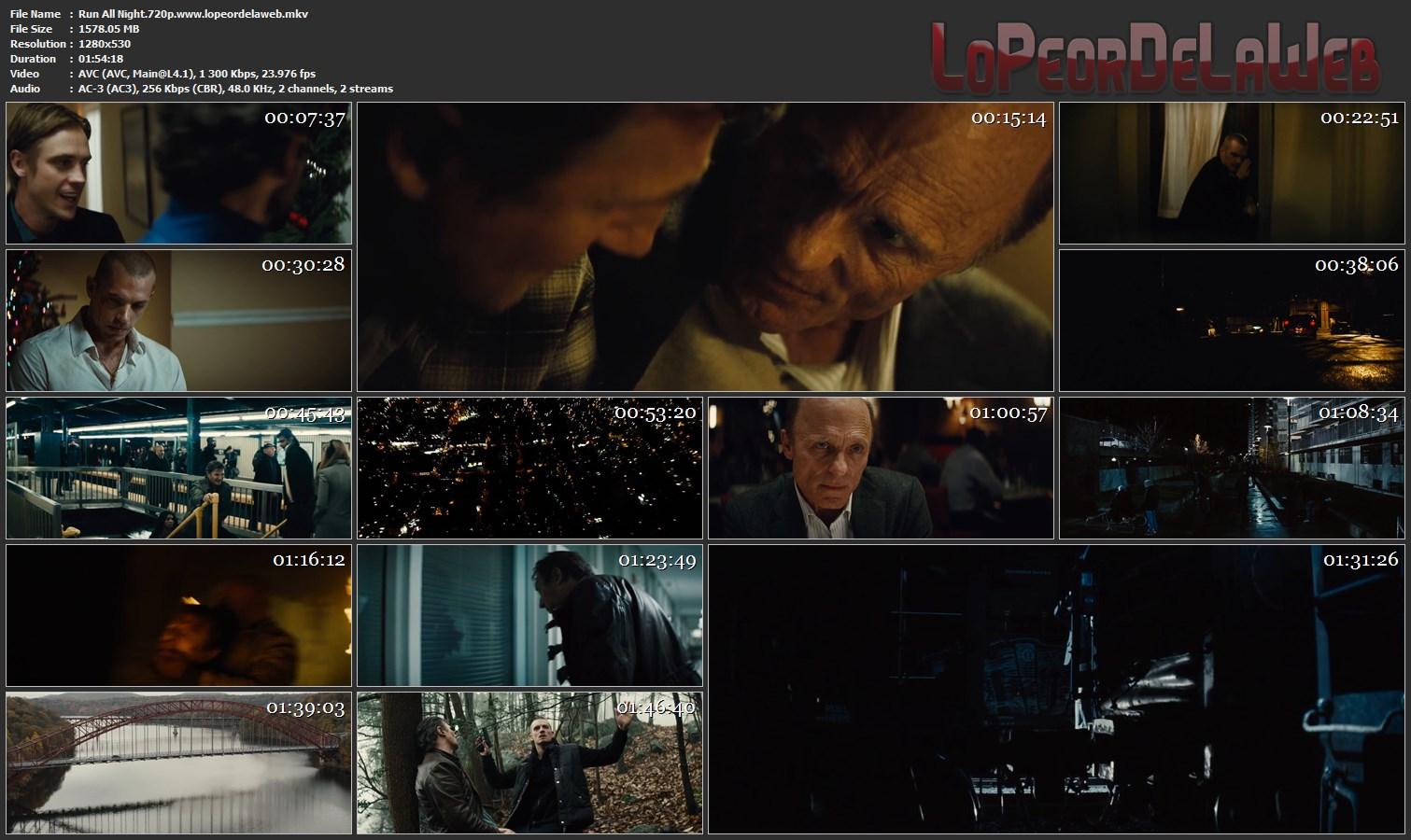Una Noche Para Sobrevivir (2015) WEB-DL 720p Latino-Inglés