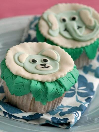 Gazozlu Cupcake