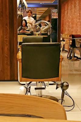 Myeongdong Juno Hair Salon (준오헤어) for hair cut + perm | www.meheartseoul.blogspot.sg