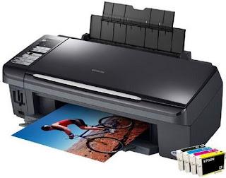Epson Stylus DX7450 Driver Printer Download