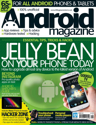 Android Magazine - Issue 16, 2012 (UK)