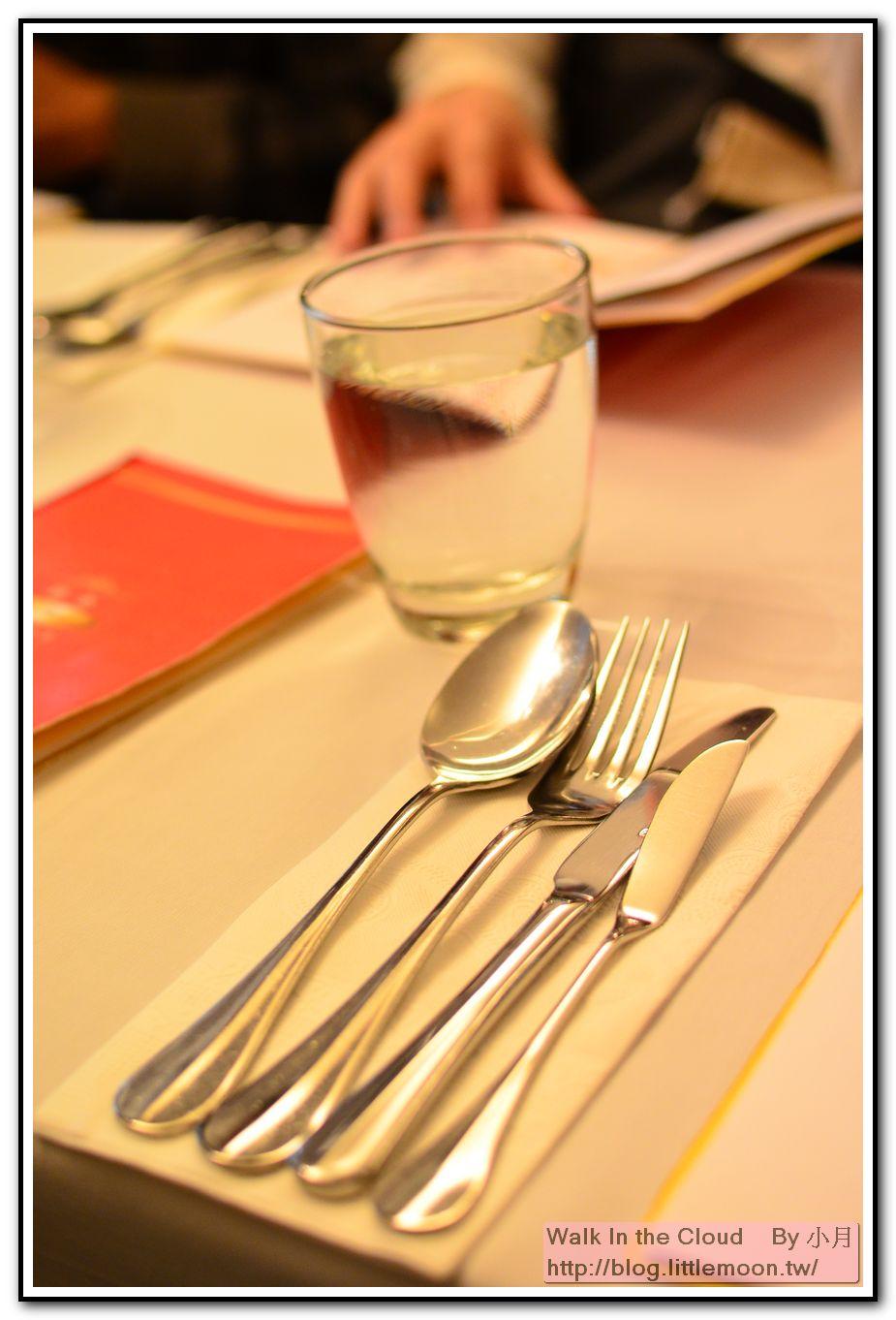 餐具與水杯