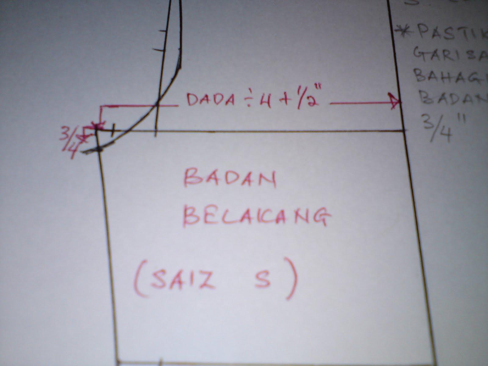 Baju Blouse Saiz Besar Moden   hairstylegalleries.com