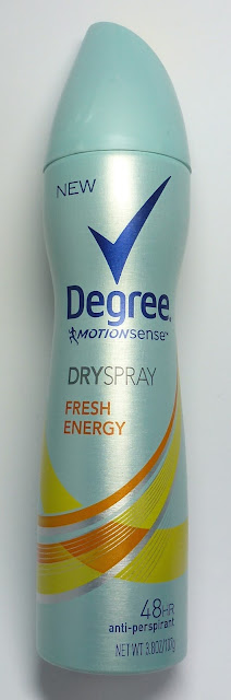 Degree Motionsense Dryspray