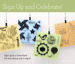 CTMH&#39;s April Campaign: Sign Up &amp; Celebrate!!
