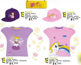 Gambar Baju Anak Perempuan