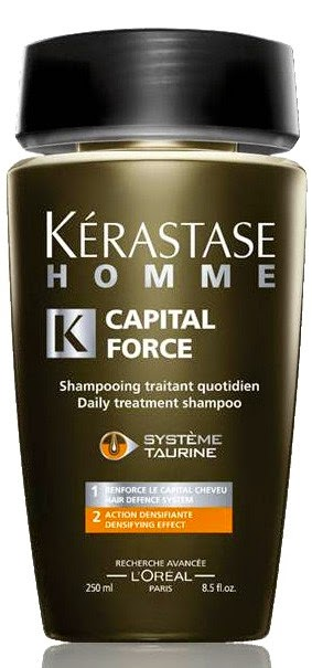 Densificante Capital Force Kérastase Homme