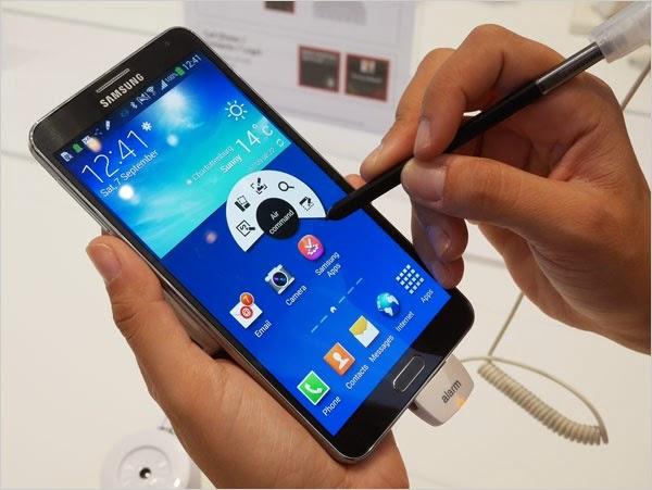 Celular Samsung Galaxy Note 3 - Características e preço