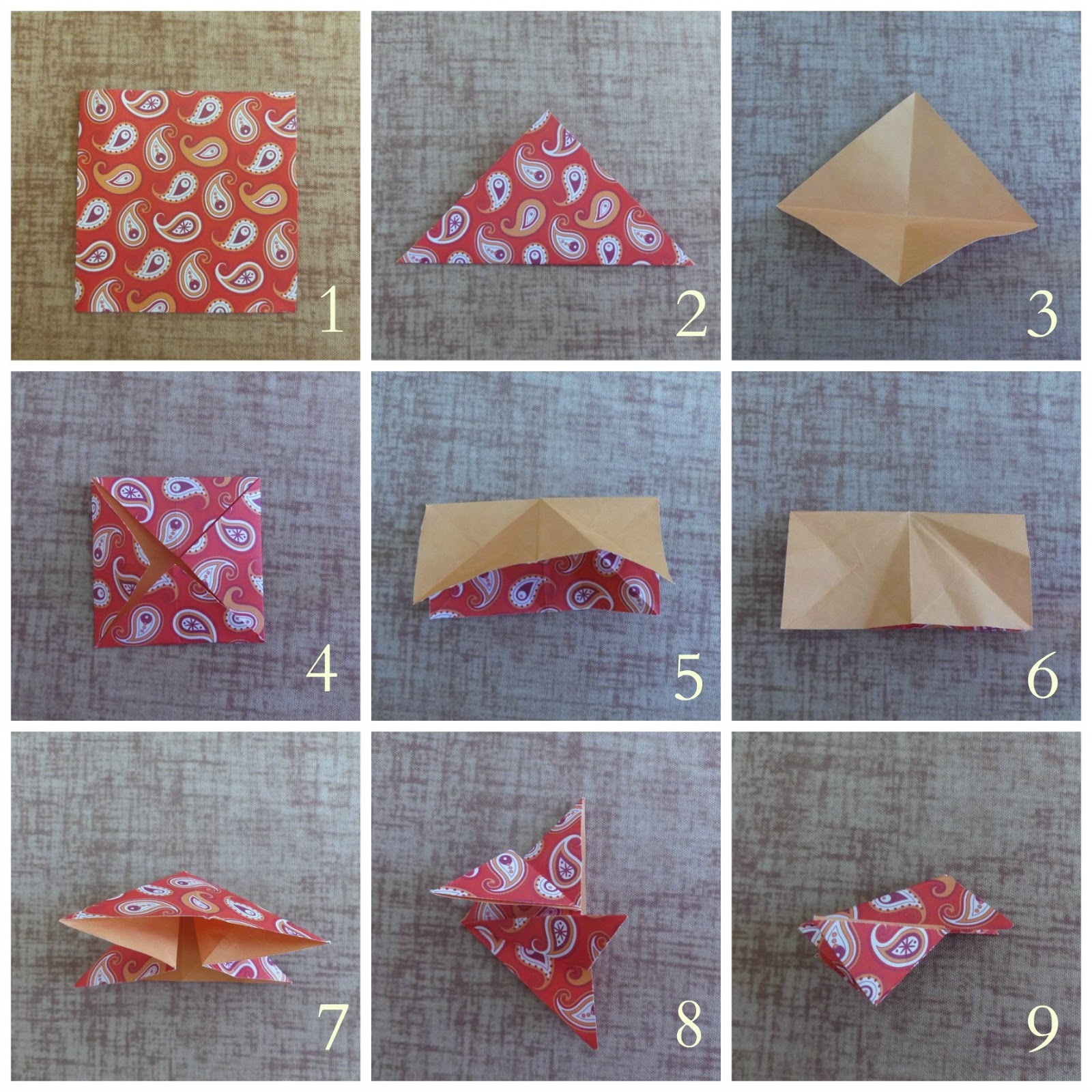 Top Origami Contest - ByNadialab - origami jewelry for women and men EO65