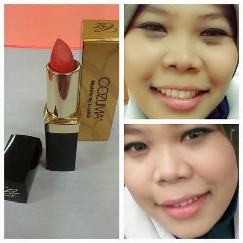 Nak Oder Lipstick yang Awesome...