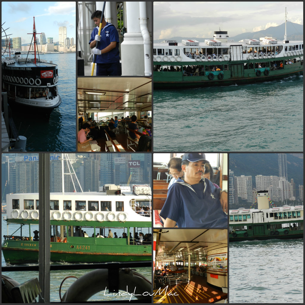 Travel Tales Lindyloumac S World In Photos Kowloon And The Star Ferry Hong Kong