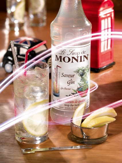SIROPE MONIN GIN FLAVOUR
