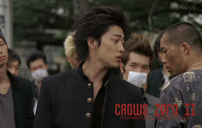Movielosophy: CROWS ZERO II