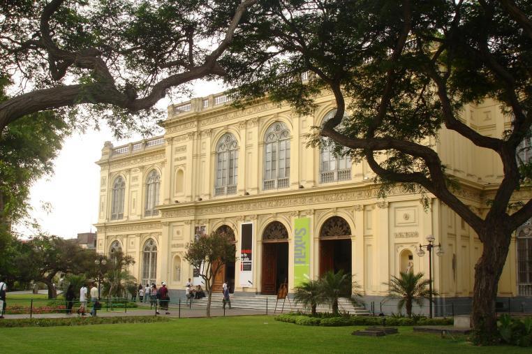 museo lima: