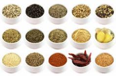 Tablice zamjena za začine i začinsko bilje