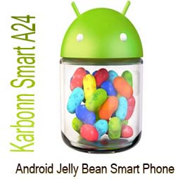 karbonn smart-a24-jelly-bean-android