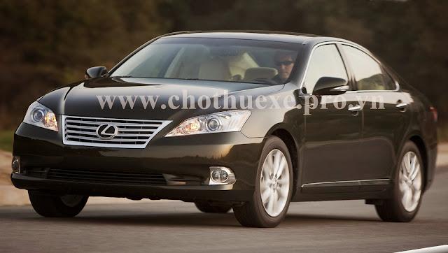 Cho thuê xe Lexus VIP ES350 tại Hà Nội