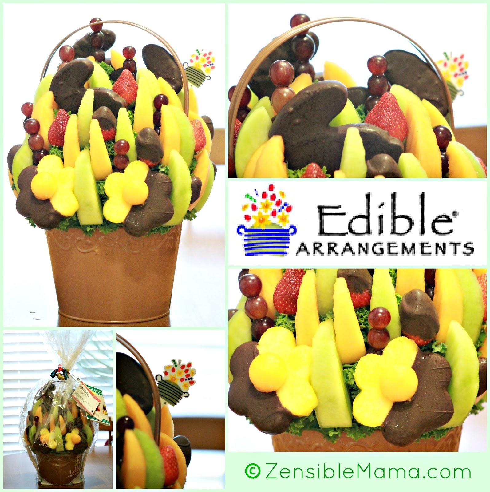 Zensible Mama Edible Arrangements Fruit Bouquet A
