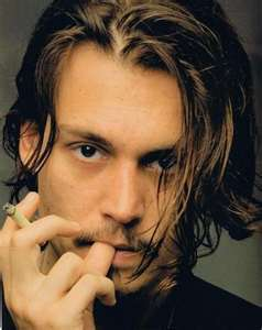 Cool Fashions Hair Johnny Depp Hairstyles