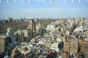 Le quartier de Upper East Side