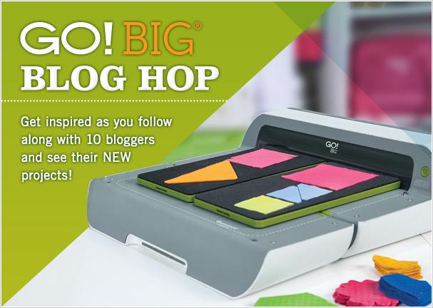 GO! BIG Blog hop