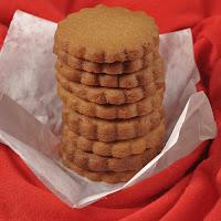 Ciasteczka cynamonowo-imbirowe