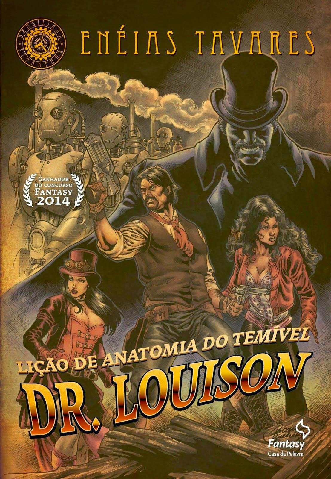 Resenha do livro Lição de anatomia do temível Dr. Louison