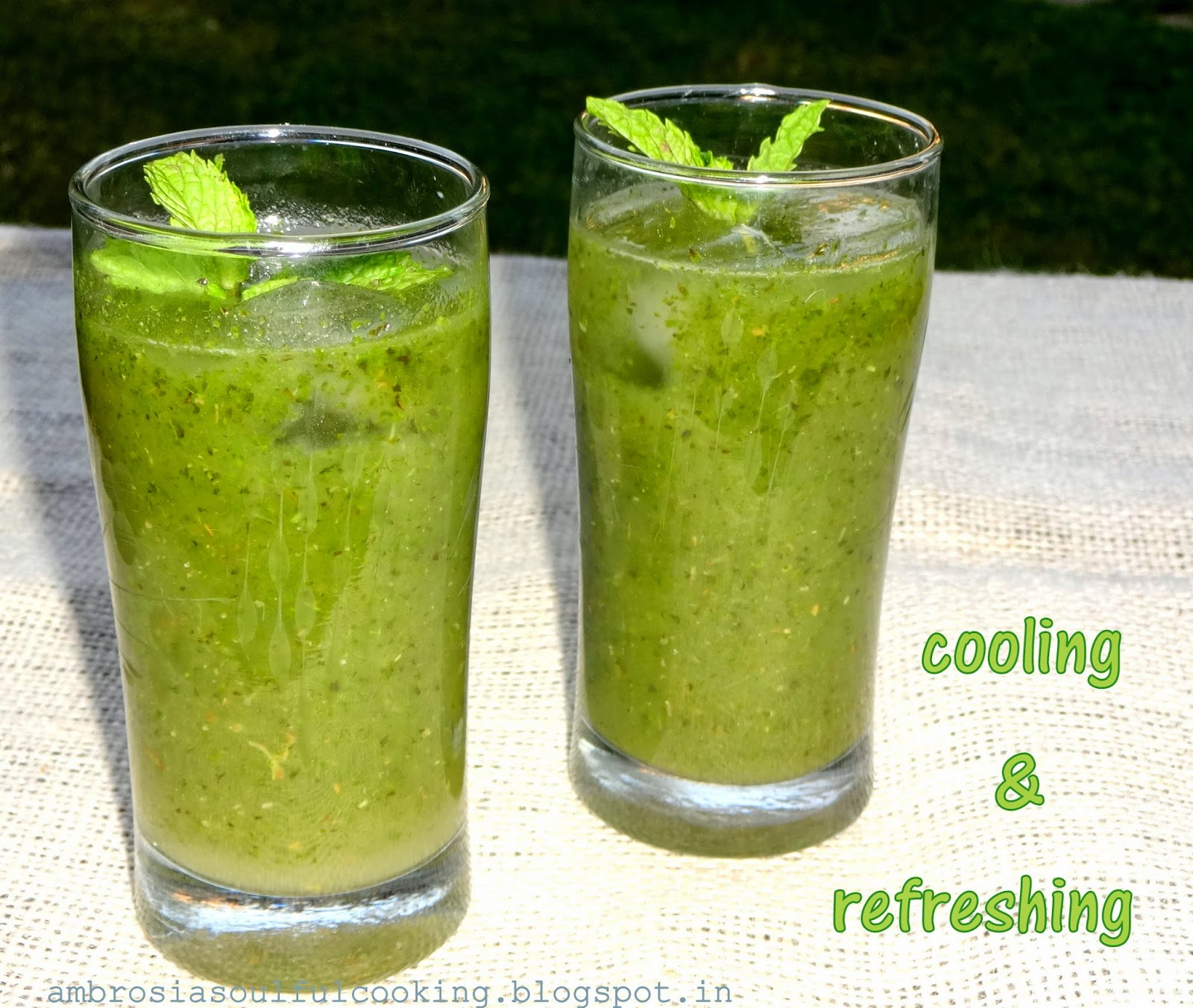 Aam Panna | Raw Mango Summer Drink