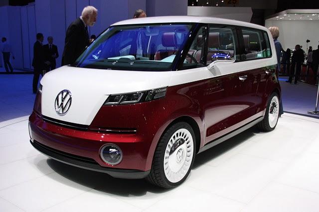 Volkswagen Bulli Concept Microbus