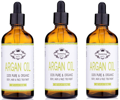 Organic Argan Oil for Hair, Face, Skin & Nails  #arganoil