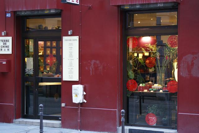 boutique terre de chine