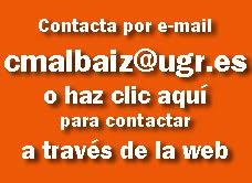 Contacta con nosotros a través de la web