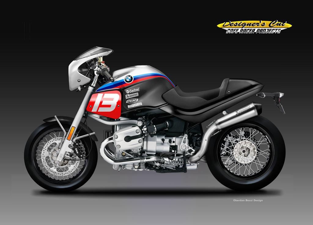 Yamaha Electric Cafe Racer