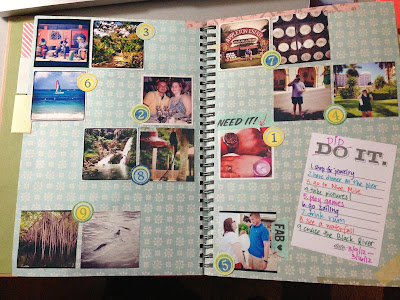 project life smash book