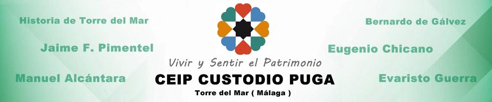 Patrimonio en el CEIP Custodio Puga