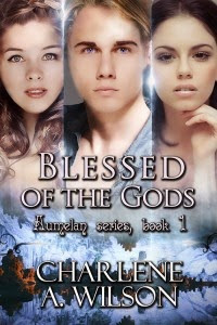 Blessed of the Gods $25 Book Blast