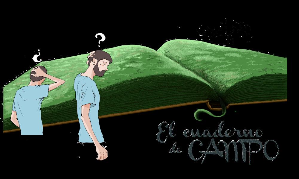 El Cuaderno de CAMPO... de Ander Campo