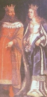 D. Diniz  e Stª Isabel