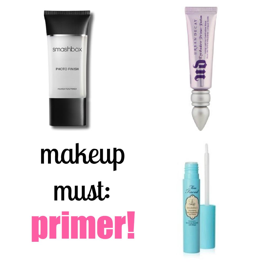 Best Bridal Makeup Primer : Primer Smashbox Cosmetics 2015 Personal Blog