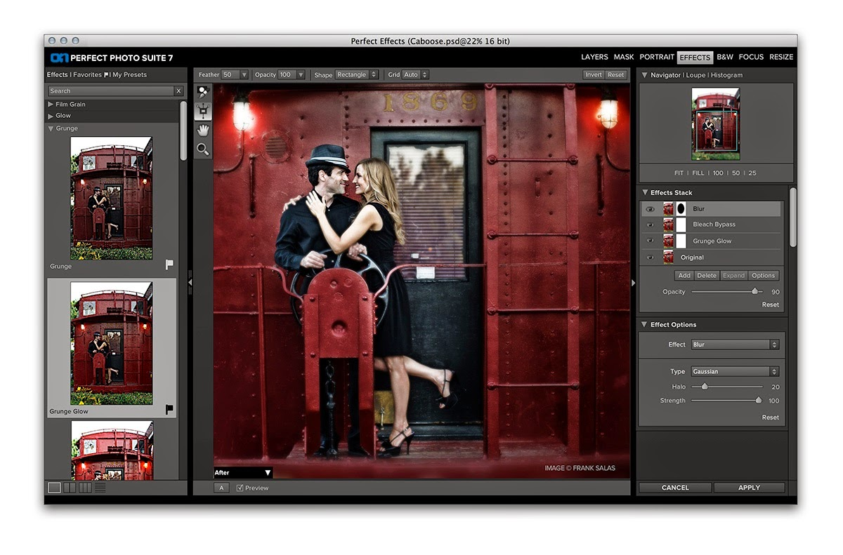 Onone perfect photo suite 7 1 1 premium edition ultimate creative pack 2