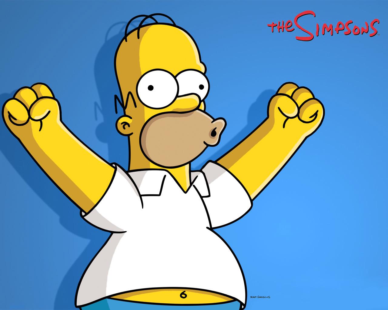 Chroniques en s rie les simpson top 10 des meilleures - Dessin d homer simpson ...