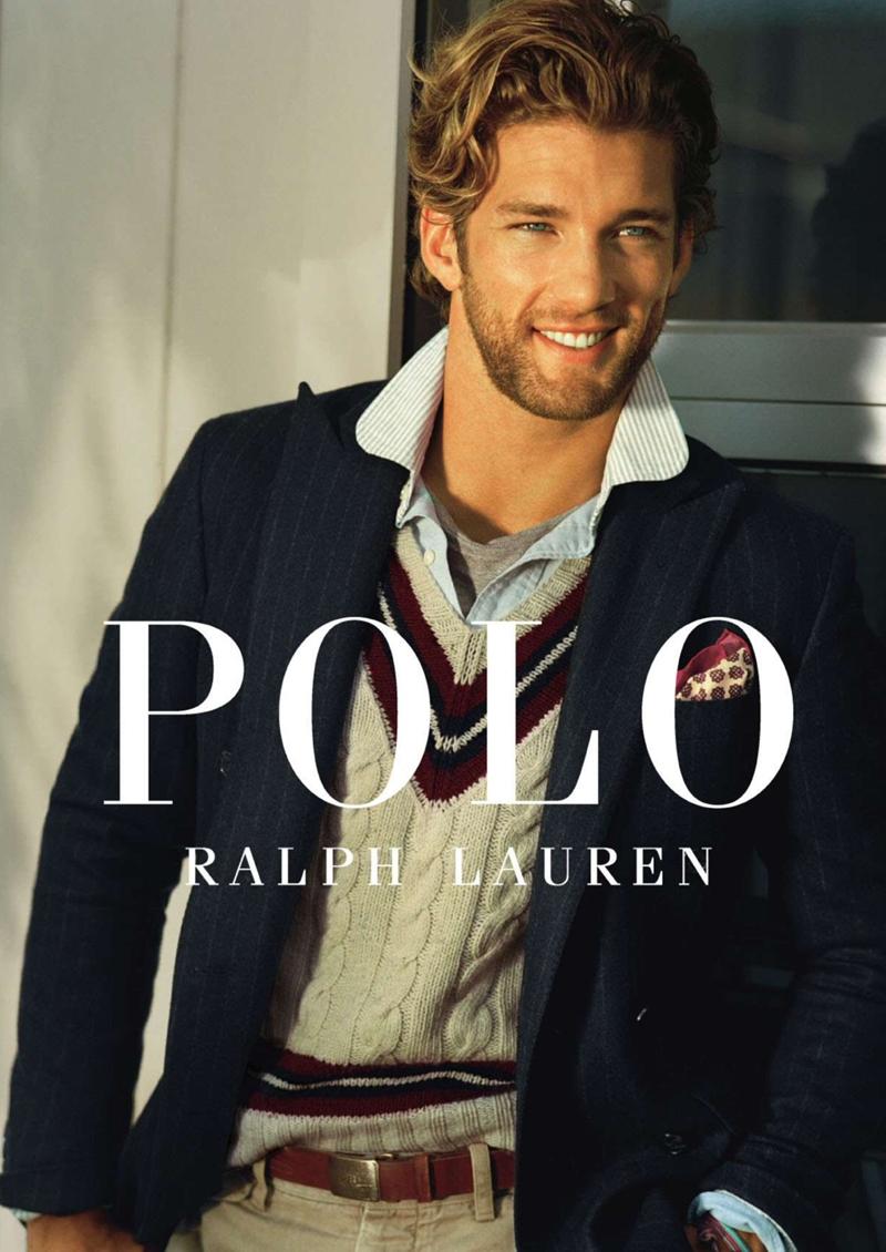 designer ralph lauren frvw  Polo Ralph Lauren Ad