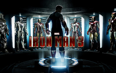 Rainbow Hues: Iron man 3 : Movie Review