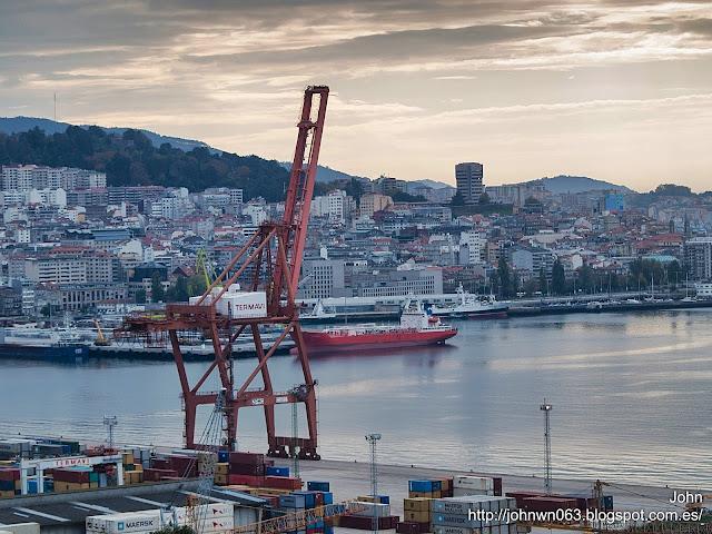 fotos de barcos, imagenes de barcos, syn altair, LPG, Vígo